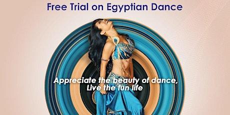 埃及東方舞及民族舞(俗稱肚皮舞) 成人體驗班 Adult Class Trial on Egyptian Dance tickets