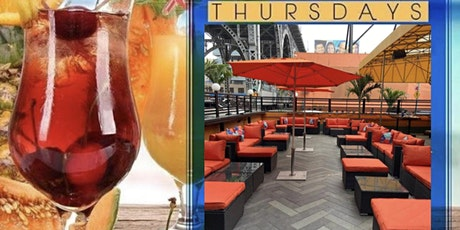 After Work Thursdays On The Hudson, Happy Hour, Live Music, Free Entry tickets