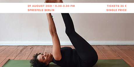YOGA WORKSHOP FOR BIPOC - CREATING SPACE tickets