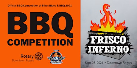 Frisco Inferno BBQ Competition tickets