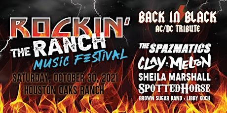 Rockin' The Ranch Music Festival tickets