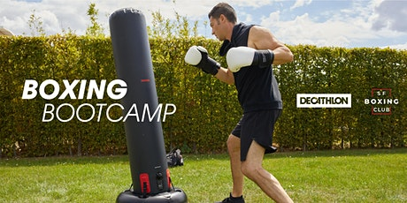 FREE Outdoor Boxing Series: Decathlon x SF Boxing Club tickets