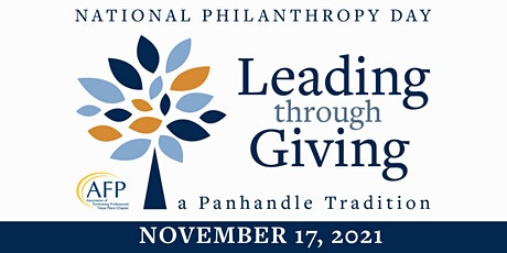 National Philanthropy Day 2021 tickets