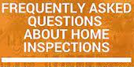 Home Inspection Report Questions?  Join Our Contractor Round Table Meeting! tickets