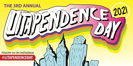 2021 Litapendence Day Music Festival tickets