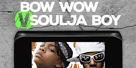 Verzuz Battle Viewing Party: Bow Wow VS. Soulja Boy tickets