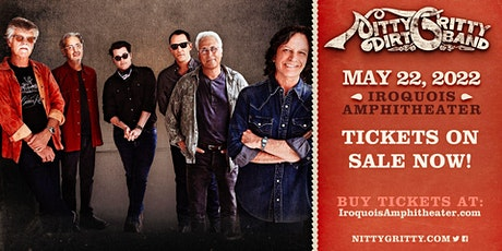 Rescheduled: Nitty Gritty Dirt Band with Rob Ickes & Trey Hensley tickets