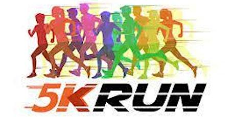 5k Run/Walk tickets