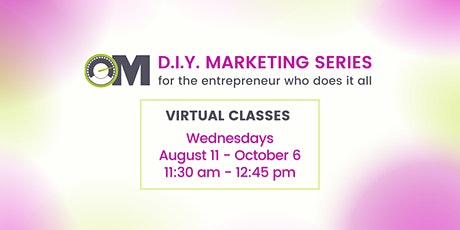 D.I.Y. Marketing Series tickets