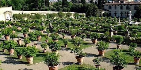 Giardino della Villa di Castello VISITA TEATRALIZZATA biglietti