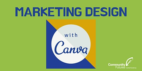 Business Card & Logo Design with Canva tickets
