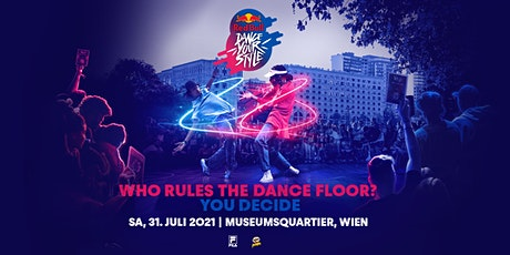 Red Bull Dance Your Style Austria 2021 tickets