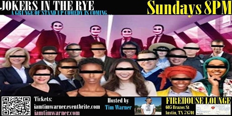 JOKERS IN THE RYE: STAND UP COMEDY tickets