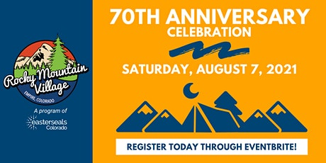 RMV's 70th Anniversary Celebration tickets