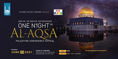 Montreal | One Night in Al-Aqsa tickets