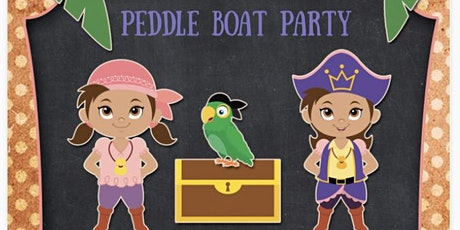 Peddle Boat Party tickets