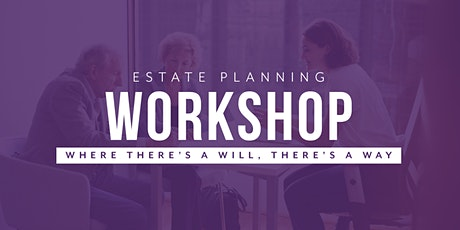 Virtual Estate Planning Workshop tickets