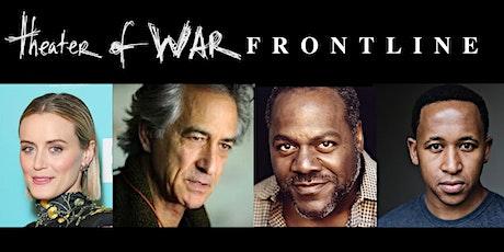 Theater of War Frontline: Michigan tickets