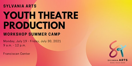 Youth Theatre Production Workshop  Summer Camp (2021) tickets
