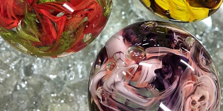 How to start Creating with Glass...make a paperweight. Your first creation! tickets