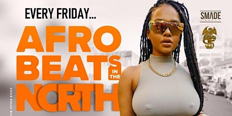 Afrobeats In North London tickets