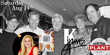 VIP Supper with Kelsey Barnard Clark & the KJAMS tickets