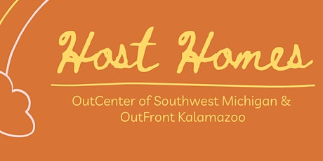 Host Homes Informational Session with The OutCenter and OutFront tickets
