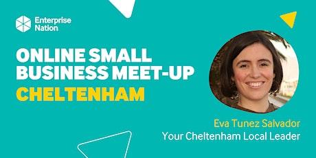 Online small business meet-up: Cheltenham tickets