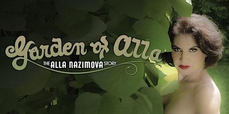 Garden of Alla tickets