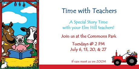 Time with Teachers tickets