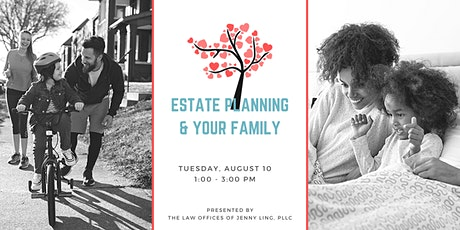 Estate Planning & Your Family tickets