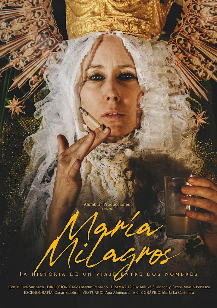 Imagen de María Milagros