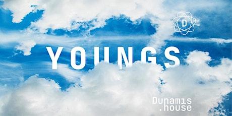 YOUNGS ingressos