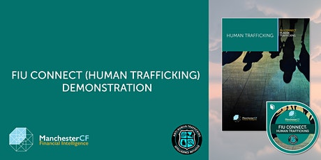 ATII - FIU CONNECT (Human Trafficking) course demonstration tickets