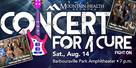 Concert for a Cure 2021 tickets