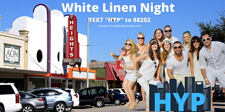 The Unofficial White Linen Night Flash-Pub-Crawl in The Heights tickets