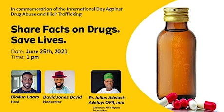 MTN & BusinessDay Commemoration of World Drug Day 2021 tickets