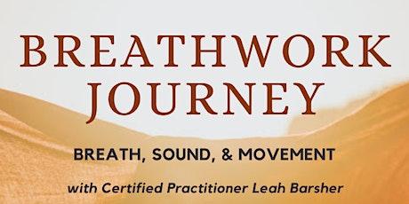 Breathwork Journey tickets