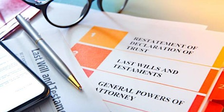 Creating Your Personalized Estate Plan tickets