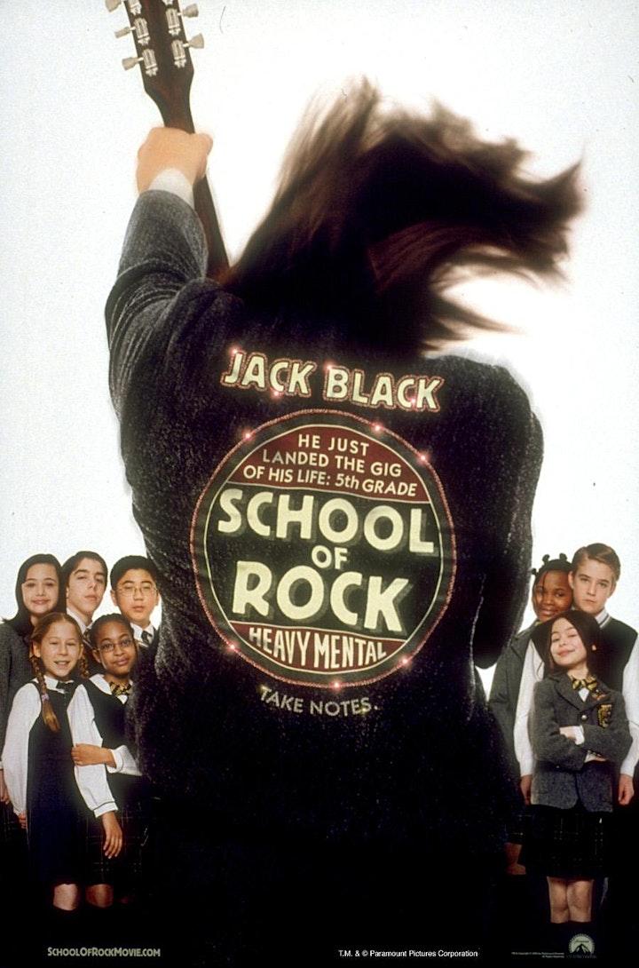 Movie in the Park: School of Rock image
