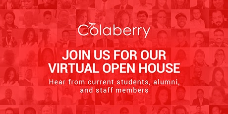 Virtual Open House - September 9, 2021 tickets