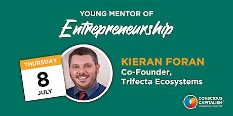 Young Mentor of Entrepreneurship - Kieran Foran tickets