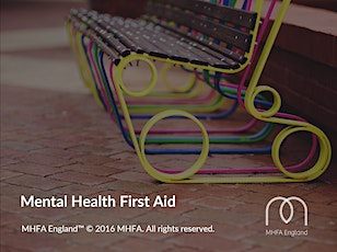 Accredited Mental Health First Aider Four-Session Online Course (Incl. VAT) tickets