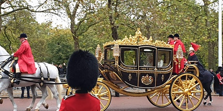 Route of Monarchy: London Walking Tour from Westminster to Kensington tickets