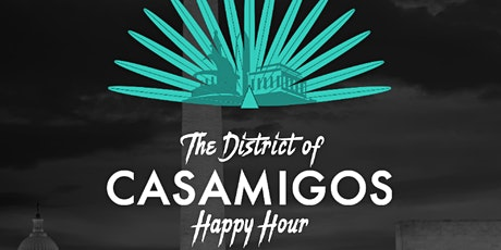 #OZIOTHURSDAYS DISTRICT OF CASAMIGOS HAPPY HOUR + NIGHT PARTY tickets