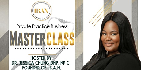 Healthcare Private Practice Business Masterclass tickets
