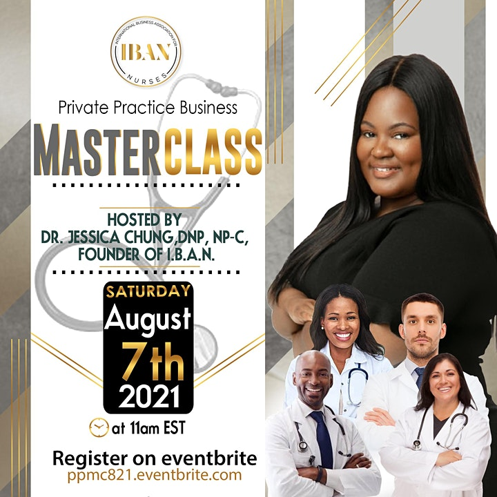 Healthcare Private Practice Business Masterclass image