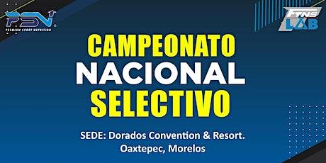 Campeonato Nacional 2021 (Sábado) tickets