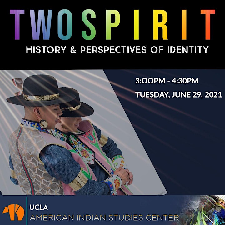 Two Spirit History &Perspectives of Identity image