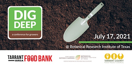 Dig Deep: A Conference for Growers tickets